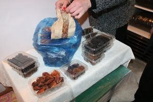 Charozi - Production of Dried Fruits