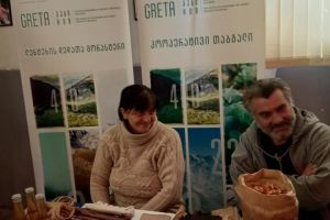 Hub for Healthy Gastronomy and Organic Products in Mountains