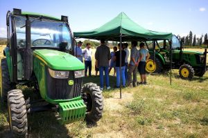 Agronomy Internship Programme for young Georgian Agronomists