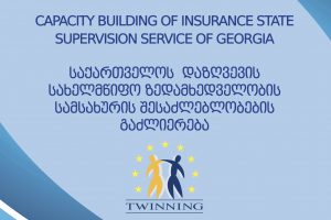 Insurance State Supervision Service of Georgia (ISSSG)